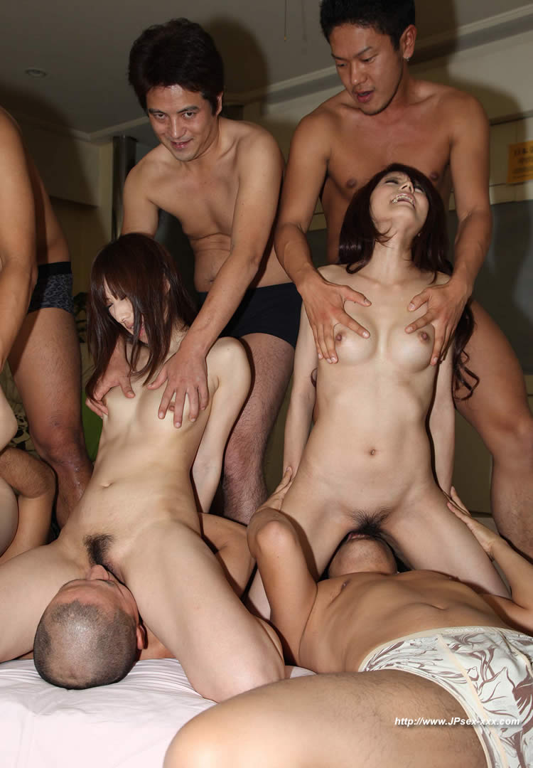 japanese porn group